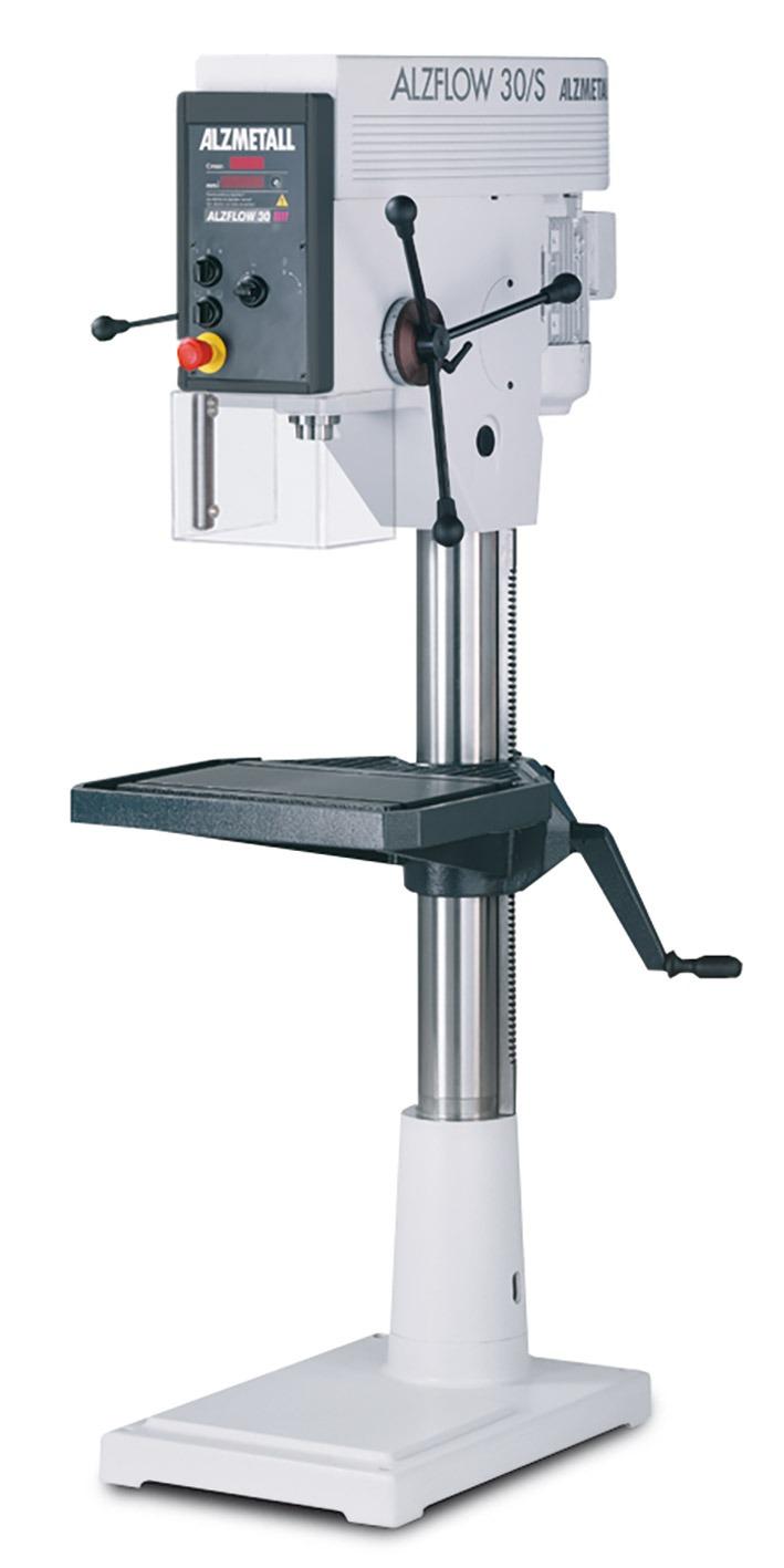 Bild der Alzmetall Alzflow 30/S Fließbohrmaschine