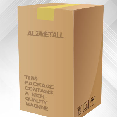Alzmetall Alzstar 23-T/S Verpackung Option