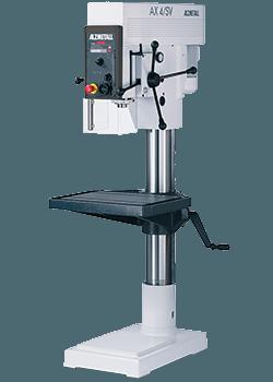 Bild der Alzmetall AX 4/SV Säulenbohrmaschine mit Vorschub