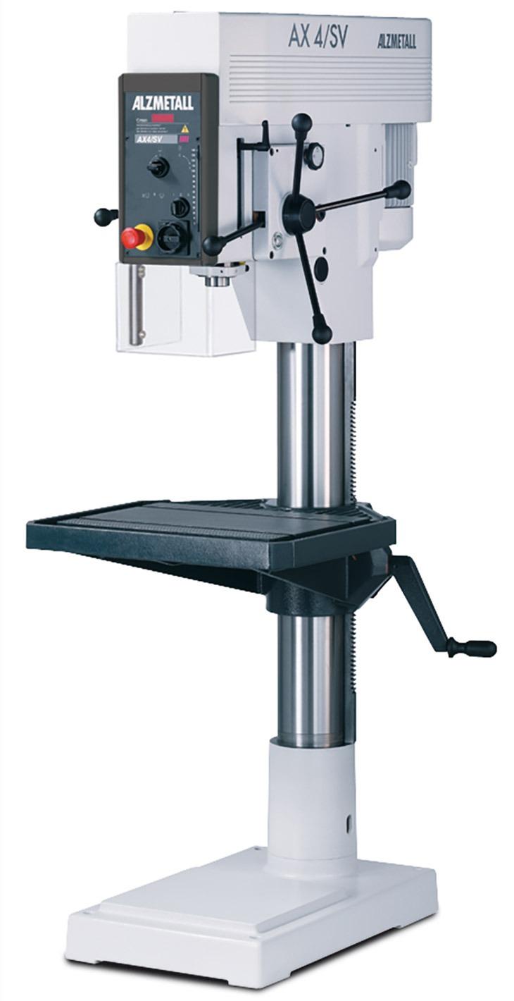 Bild der Alzmetall AX 4/SV Säulenbohrmaschine