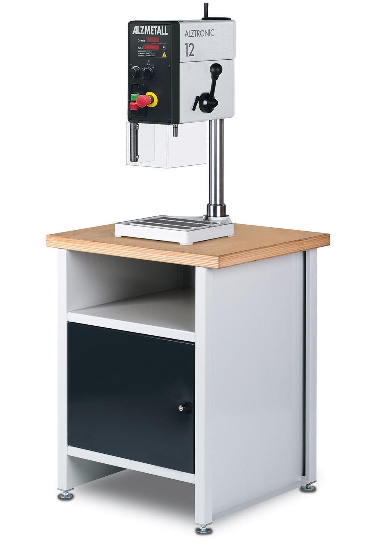 Bild der Alzmetall Alztronic 12 Tischbohrmaschine