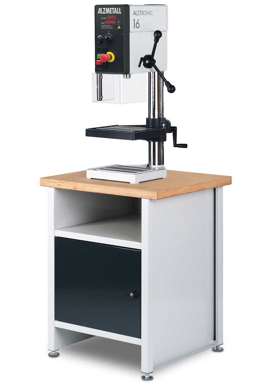 Bild der Alzmetall Alztronic 16 Tischbohrmaschine