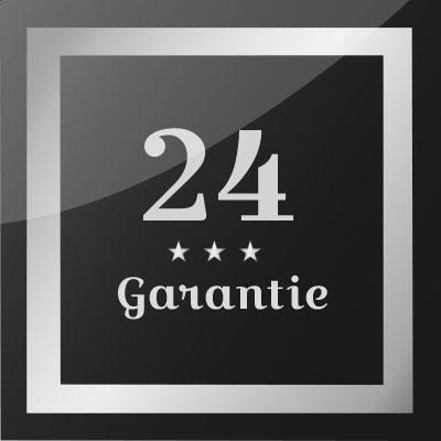 Besonderheit der Alzstar 18: Die 24 Monate-Garantie