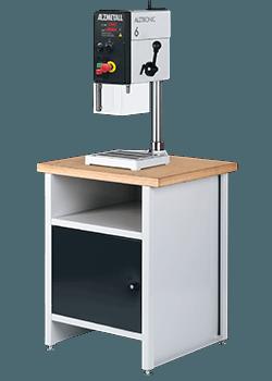 Bild der Alzmetall ALZTRONIC 6 Tischbohrmaschine