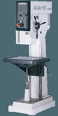 Alzmetall AB 40 Halbständerbohrmaschine mit Vorschub