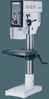 Alzmetall AB 40 Säulenbohrmaschine mit Vorschub