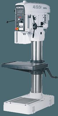 Alzmetall AB 50 Säulenbohrmaschine mit Vorschub
