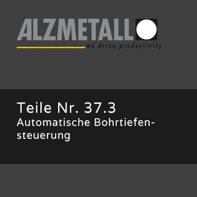 AB-Option 37.3: Digitale Bohrtiefensteuerung