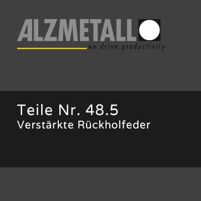 AB-Option 48.5: Verstärkte Rückholfeder