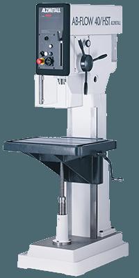 Alzmetall ABFLOW 40/HST Halbständerfließbohrmaschine