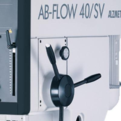 Sondervorschub als Option für ABflow 40/HST