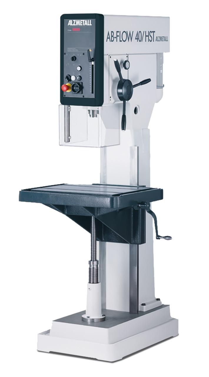 Bild der Alzmetall ABFLOW 40HST Halbständerfließbohrmaschine