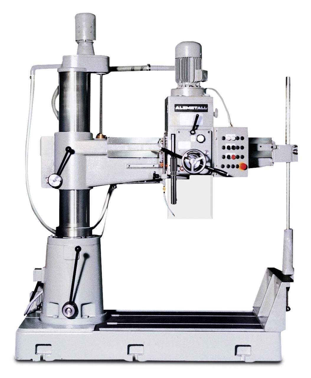 Bild der Alzmetall AB 30/R-1400 Radialbohrmaschine