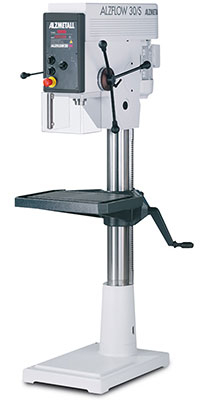 Bild der Alzmetall ALFLOW 30/S Fließbohrmaschine