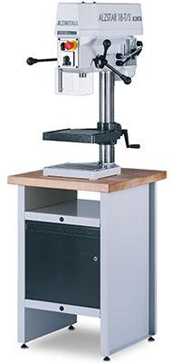 Bild der Alzmetall ALZSTAR 18-T/S Tischbohrmaschine