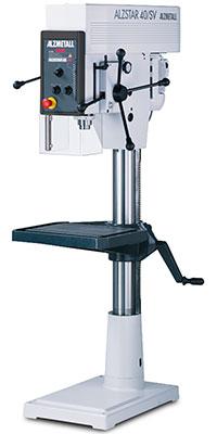 Bild der Alzmetall ALZSTAR 40/SV Säulenbohrmaschine mit Vorschub