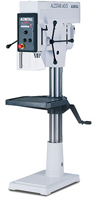 Bild der Alzmetall ALZSTAR 40/S Säulenbohrmaschine