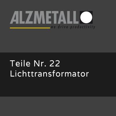 AB-30/R Option: Lichttransformator