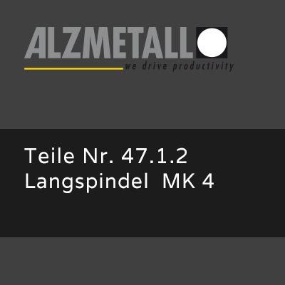 AB-30/R Option: Langspindel MK4