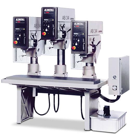 Alzmetall RFT 3 Reihenbohrmaschine
