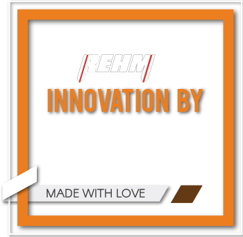 Bestes Qualitätssiegel by REHM: Made in Germany bedeutet auch stetige Innovation