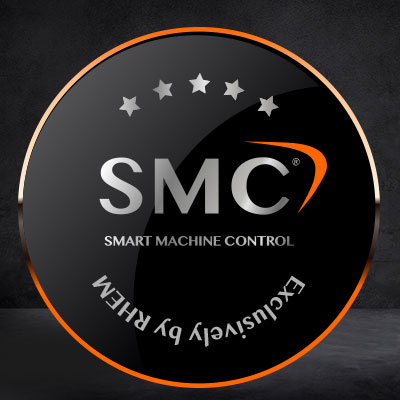 Highlight der Serie: SMC-Steuerung (Smart Machine Control)