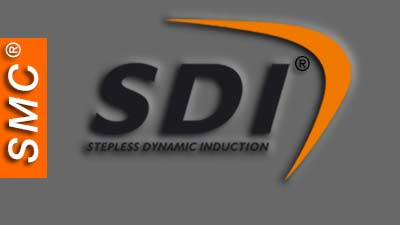 SDI-Technologie - Stepless Dynamic Induction